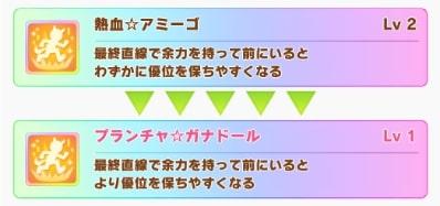 【ウマ娘攻略】固有スキルのレベルを上げる2つの方法【ファン数】