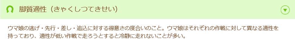 【ウマ娘攻略】逃げ適性が無くても『逃げ』でシナリオクリアは可能か!?【脚質適性】